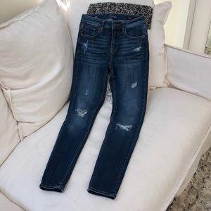 VIGOSS 'Jagger Skinny Mid Rise' Jeans